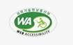 韩国科技技术信息通讯部认证的无障碍网页标识